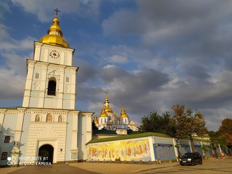 Киев, одна из церквей