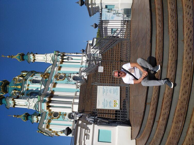 Киев, Андреевская церковь