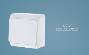 Учимся подбирать накладные выключатели с ELECTROTORG.RU