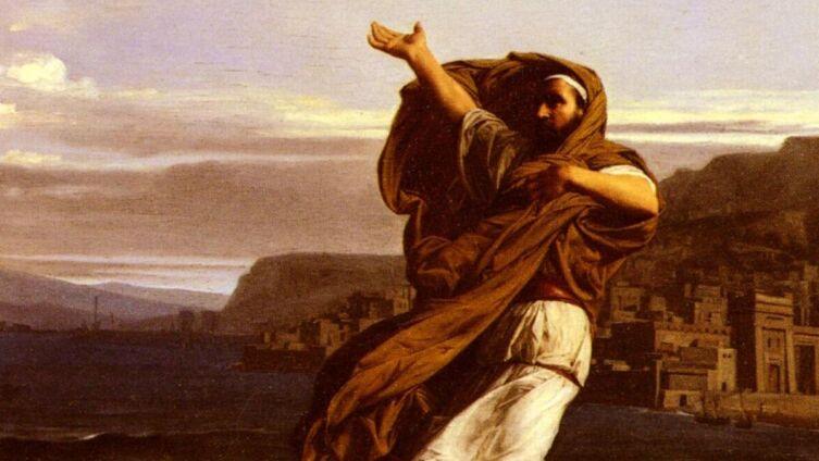 Жан Леконт дю Нуи, «Демосфен, упражняющийся в ораторском искусстве»