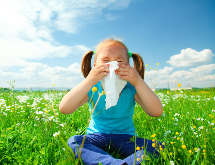 Почему стало много аллергиков?