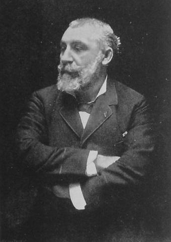 Родольф Жюлиан. 1893 г.
