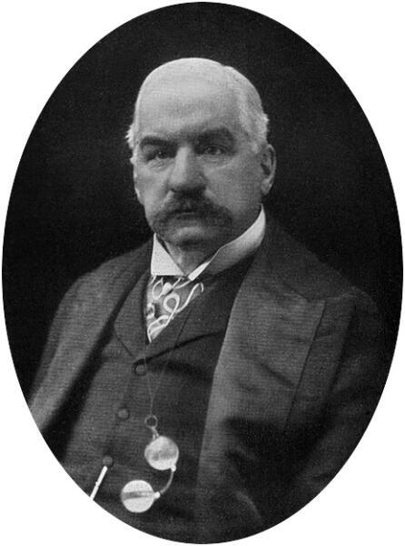 Джон Пирпонт Морган I