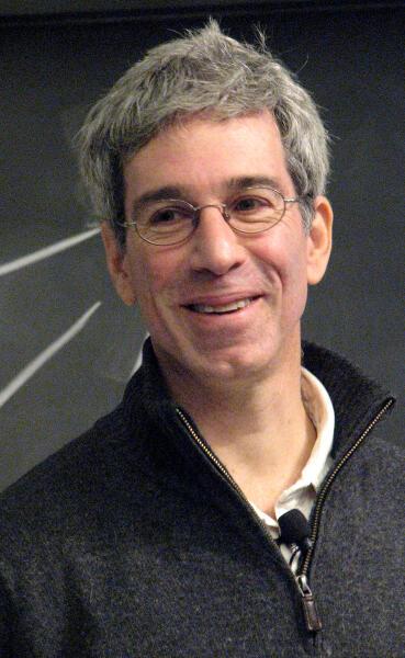 Марк Абрахамс, учредитель премии Ig Nobel Prize
