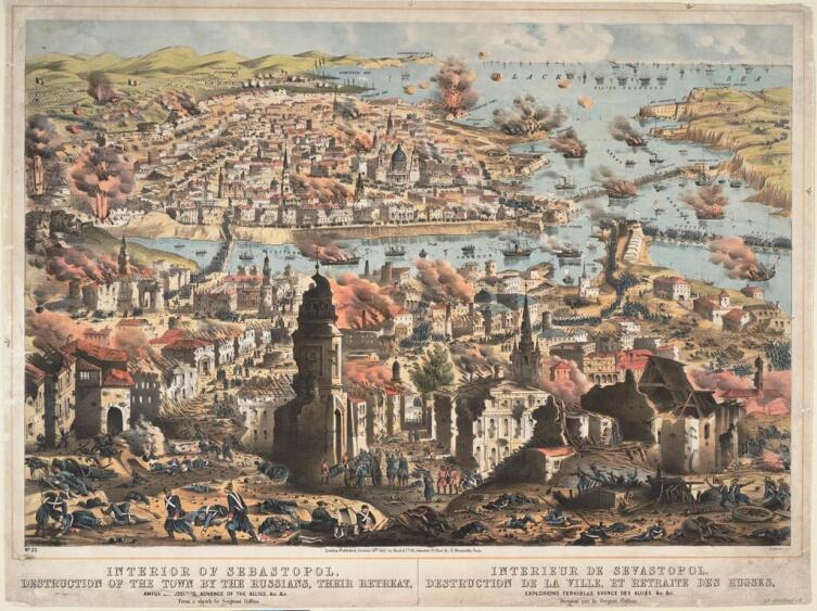 Осада Севостополя