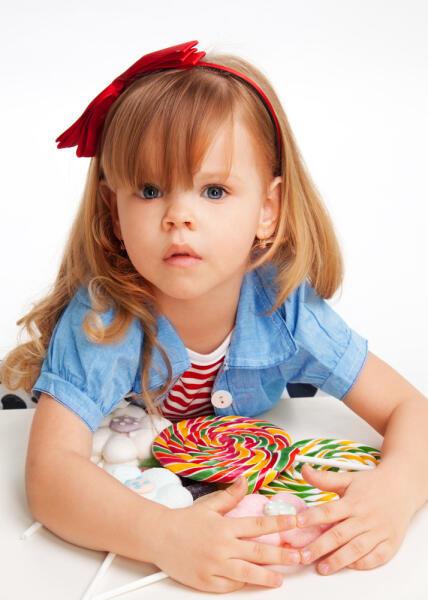 Почему маленькие дети бывают жадными?