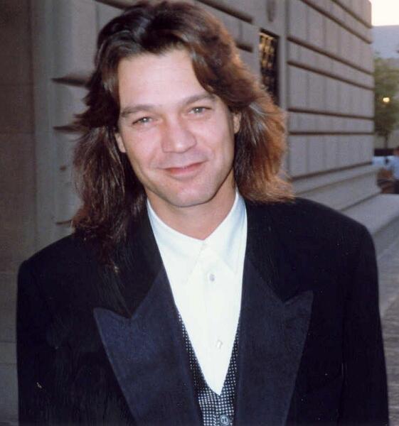 Эдди в 1993 г.