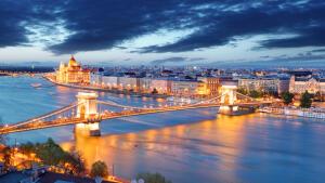 В каких фильмах можно увидеть Будапешт?