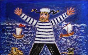 Что надо делать с пьяным матросом? История песни «Drunken Sailor»