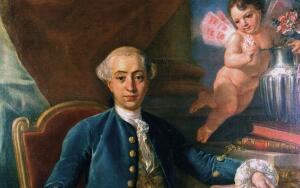 Джакомо Казанова — баловень или пасынок госпожи Удачи?