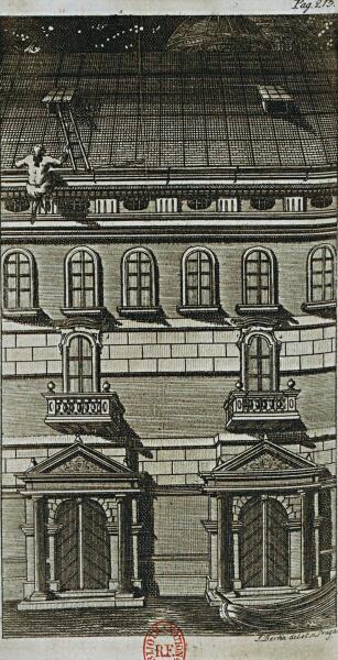 Побег Казановы из тюрьмы Пьомби во Дворце дожей
