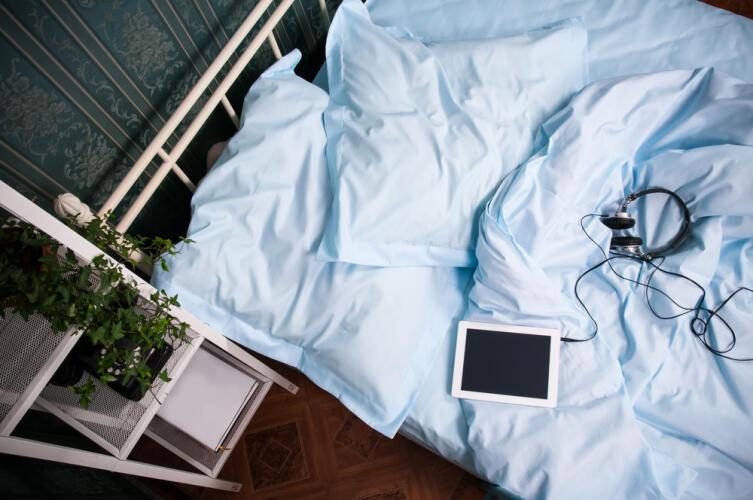 Что может рассказать о характере человека цвет его постельного белья?