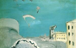 Какие виды парашютов придуманы человеком?