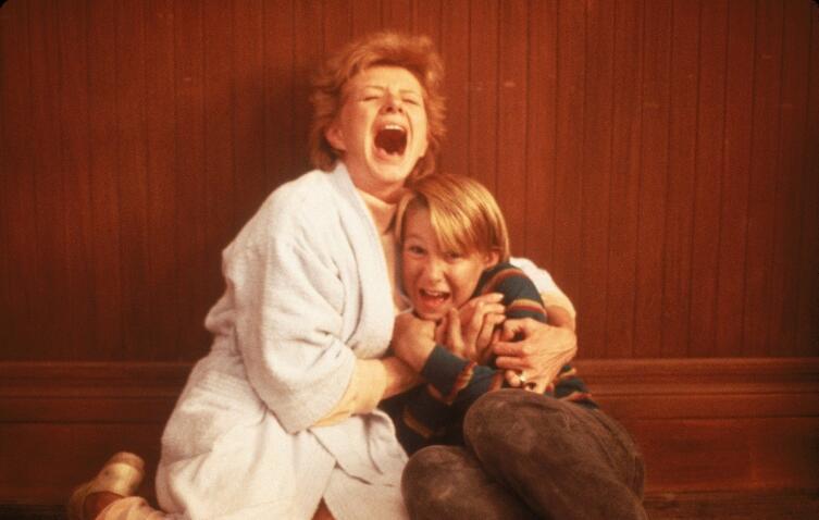 Кадр из к/ф «Капля», 1988 г.