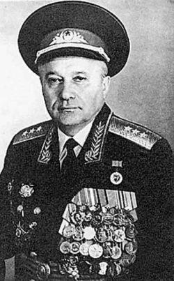 Павел Данилович Гудзь