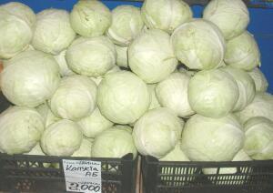 Урожай 2010 на рынке