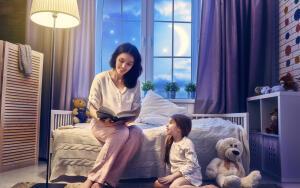 Что делать, если сказка напугала ребенка? Придумать ей благополучный исход!