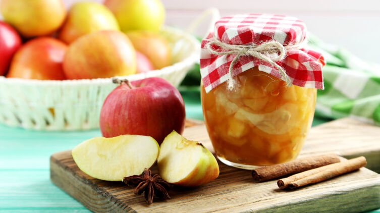 Как приготовить из яблок конфеты, мармелад, желе, пастилу?