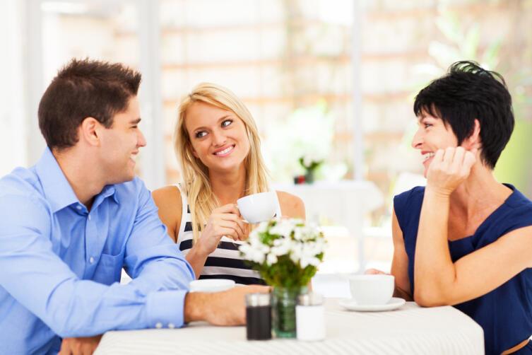 Цель праздника - наладить отношения между членами семьи