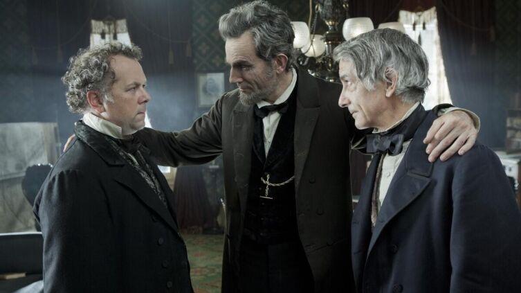 Кадр из к/ф «Линкольн», 2012 г.