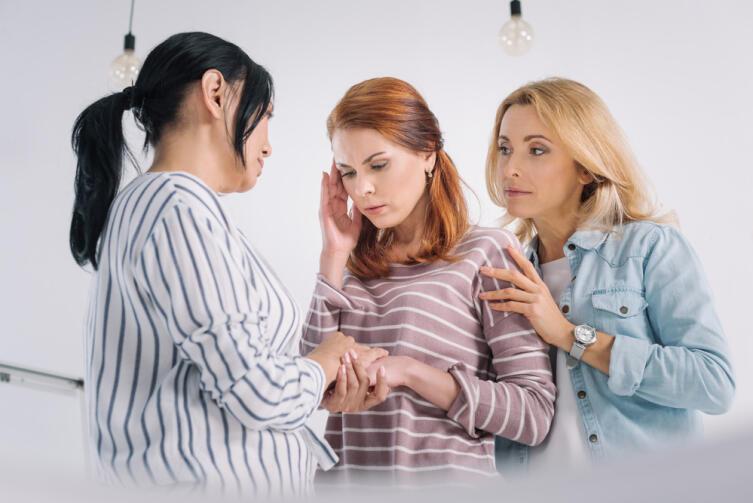 Как психологически поддержать человека в трудную минуту?