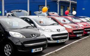 Сентябрь стал месяцем прорыва на автомобильном рынке в Европе