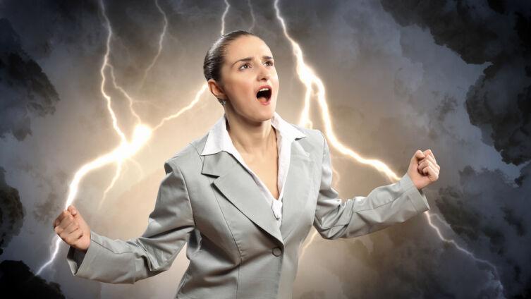 Как справиться со своей злостью?