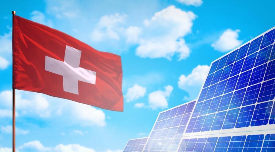 Как развивалась солнечная энергетика в Швейцарии?