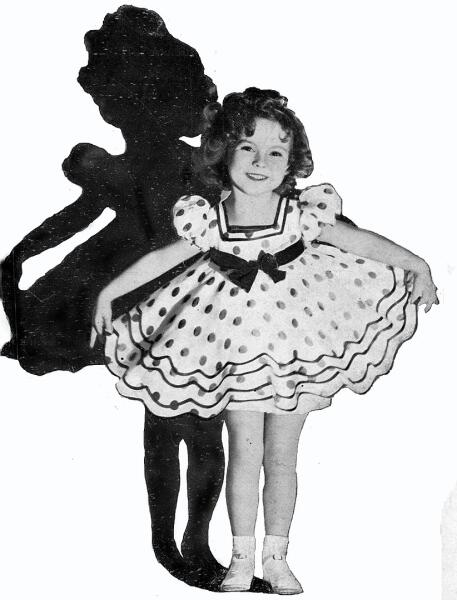Ширли Темпл в1934 году