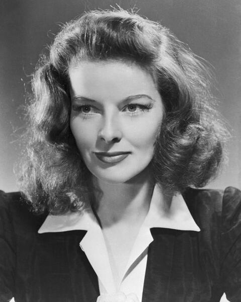 Кэтрин Хёпберн, в 1941 году