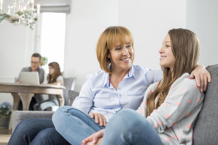 С подростками надо быть еще аккуратней, ведь их психика может интерпретировать ваши слова совершенно неожиданным для вас образом
