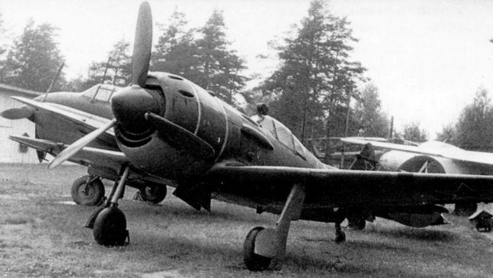 Ла-11, последний поршневой истребитель СССР