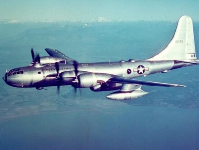 Суперкрепость Боинг Б-29