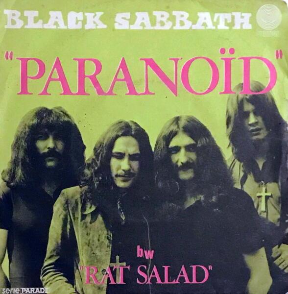 Хиты от BLACK SABBATH-2: как были написаны песни о свиньях войны, параноике и железном человеке?