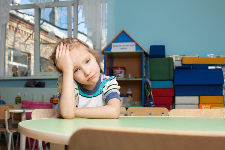 Что делать, если ребенок не хочет ходить в детский сад?