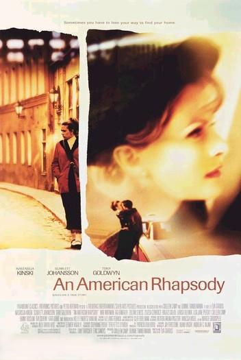Постер к фильму «Американская рапсодия», 2000 г.