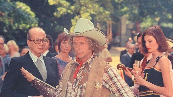 Кадр из к/ф «Игрушка», 1976 г.