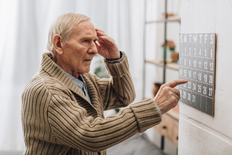 Пожилые люди часто подвержены апокалиптическим настроениям