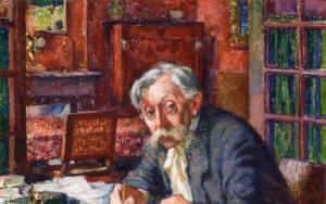 Эмиль Верхарн: о чем писал бельгийский поэт?