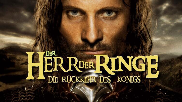 Фрагмент обложки аудиокниги «Властелин колец: Возвращение короля»