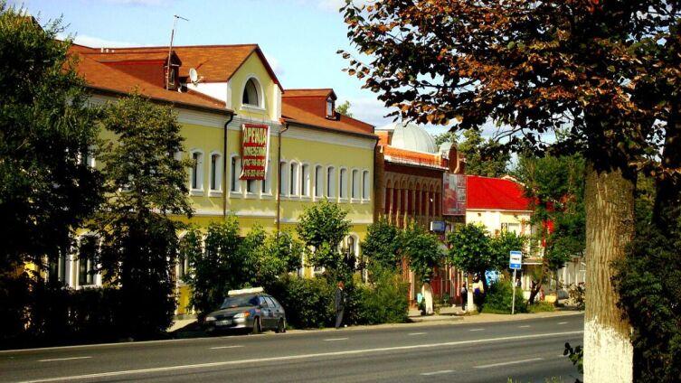 Покров, ул. Ленина, бывшая ул. Московская