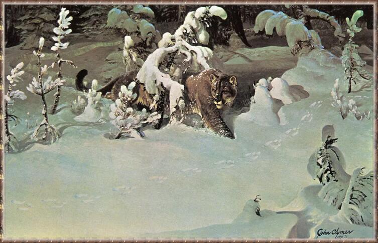 Джон Клаймер, «Голодное время», (фрагмент)