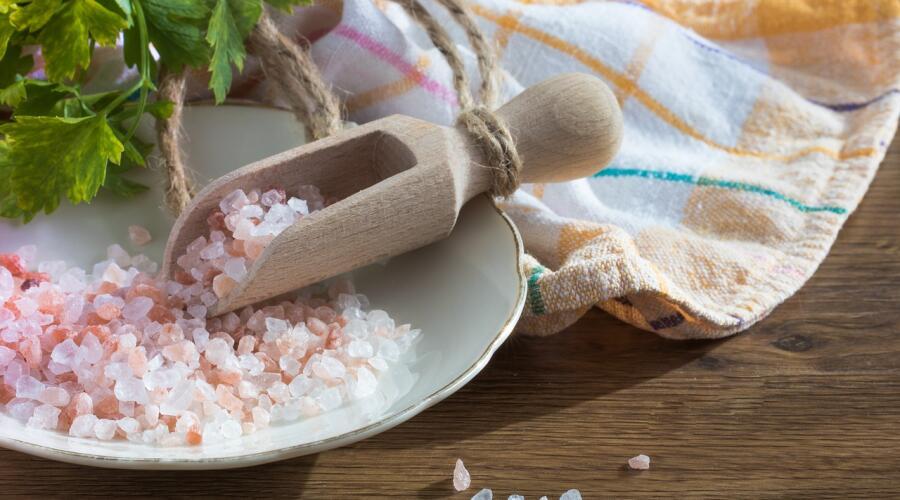 Зачем организму соль?
