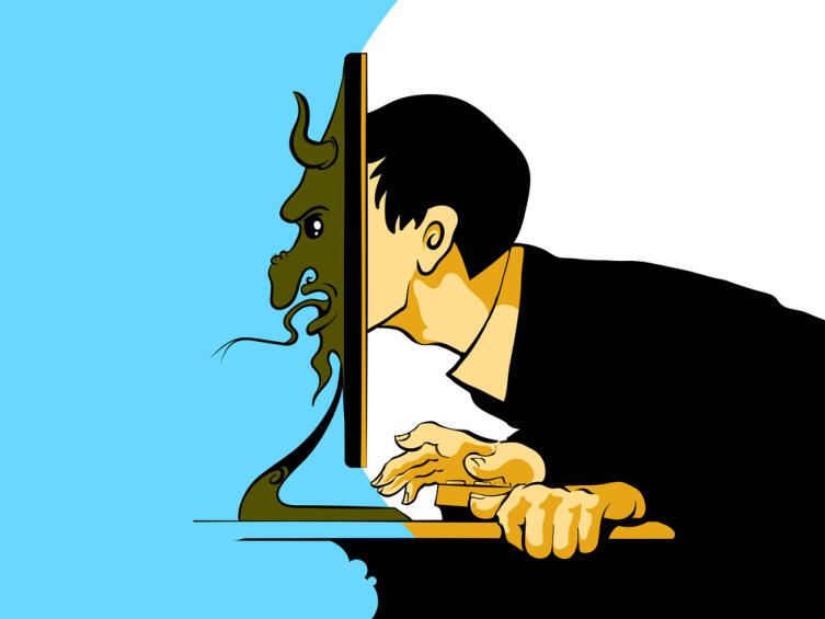 Как правильно вести себя с интернет-троллем?