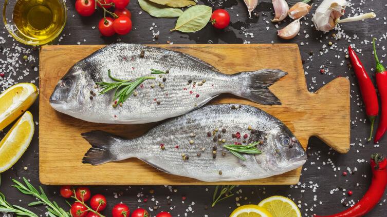 Как приготовить вкусную рыбу при помощи оригинального маринада?