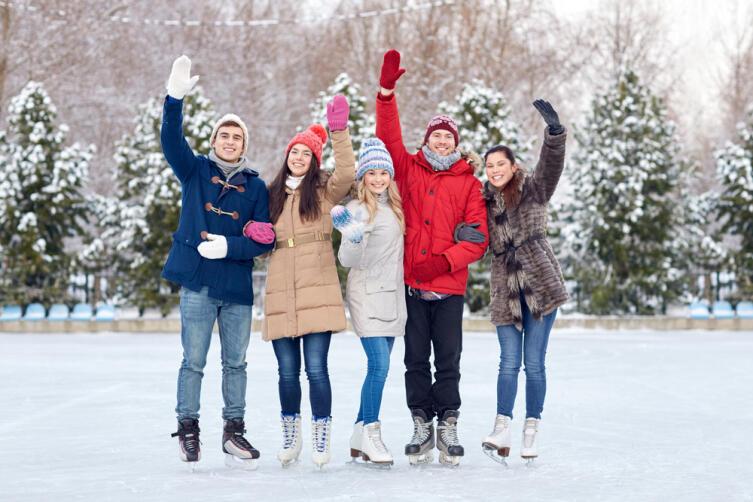 Как научиться кататься на коньках? «Чайник» — «чайнику»