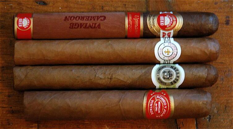 Сигары разных сортов