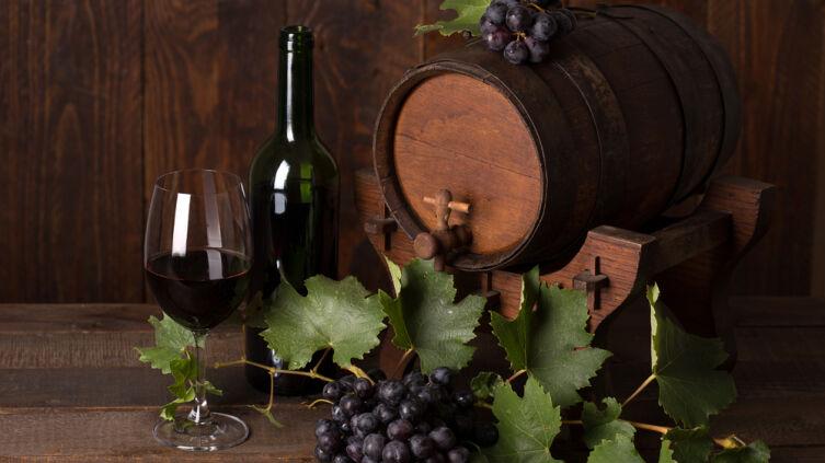 Полезно ли домашнее вино?