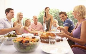 Как кулинария укрепляет семью?