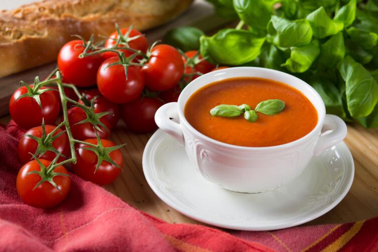 Как приготовить вкусный крем-суп?